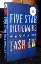 Five Star Billionaire by Tash Aw 2013 ARC Advance Readers / Proof Copy Like New