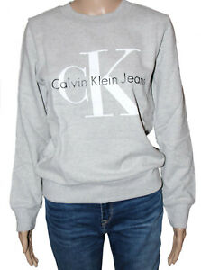 Calvin Klein Sweatshirt Hoody Gr. L