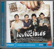 LES INVINCIBLES (BOF) - B.O.F. (CD)