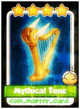 Mythical Tune Coin Master Rare Card - ( Beanstalks set )