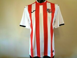 EXETER CITY FC 2019/20 HOME JERSEY MENS XL BRAND NEW