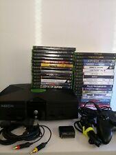 Xbox Classic Konsole + 31 Spiele