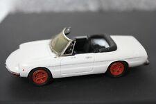 Alfa Romeo Spider 1989 1:43 Mario Spagetti handmade handbuilt