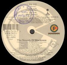 SOUNDS OF BLACKNESS - Joy - 1992 - Perspective - 31458 7413-1 - Usa