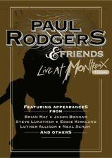 Paul Rogers Live 1994 Concert New DVD,Brian May,Jason Bonham,Neil Schon,17 songs