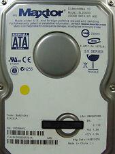 200 GB MAXTOR DiamondMax 10 - 6l200s0/Banc 1g10/N, M, G, A/302006101 HARD DISK
