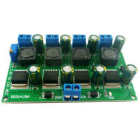 1X(3A 4 Channels Multiple Switching Power Supply Module 3.3V 5V 12V ADJ Ad O2U2