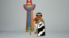 Playmobil Egypt Roman Soldier Egyptian and Banner, Accessories Soldiers Warrior