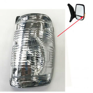 Side view mirror signal light for Ford Transit 150 250 350 2015-19 RH pass