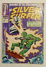 Silver Surfer #2 ! 1968 ! 68-PAGE GIANT ! JOHN BUSCEMA ! GENE COLAN ! hayfamzone