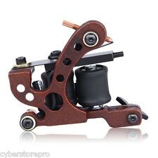 Professional Iron Tattoo Machine Liner Shader Gun Classic Frame PURPLE
