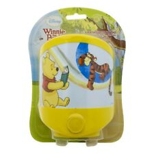 Winnie POOH und Tigger - Nachtlicht - Kinderzimmer Wandleuchte, Lampe in Gelb
