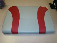 Boat Seat for Yamaha G3 Boats 18x13 GRAY AND RED