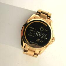 MKT5004 con pantalla táctil de acceso Michael Kors Bradshaw Smartwatch Oro Rosa Acero