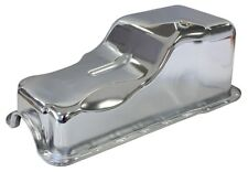 Aeroflow AF82-9078C Stock Oil Pan Suits Ford 289-302W Front Sump Chrome