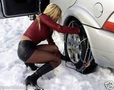 Catene Da neve Per Auto Da 9mm Omologate ONORM V5117 Pneumatico 225/55R14