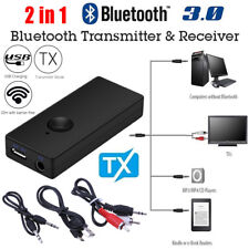 BLS-TX8 Bluetooth 3.0 Audio 3.5mm Music Transmitter Stereo Adapter for TV PC MP3