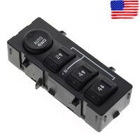 New 4WD 4x4 Transfer Case Selector Dash Switch for Chevrolet Silverado Avalanche