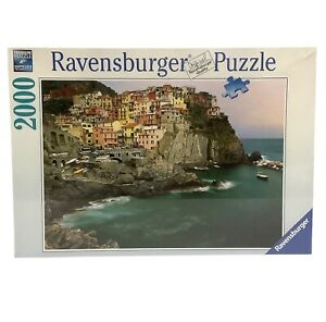 Ravensburger Jigsaw Puzzle 2000 Pieces - No. 166152 - 2009 - Italy - NEW SEALED