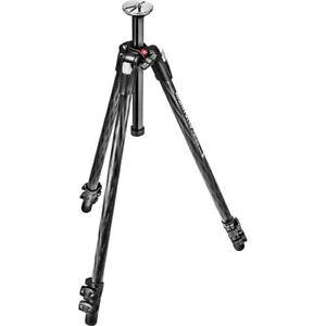 Manfrotto 290 Xtra Carbon Fibre Tripod Legs MT290XTC3 (UK Stock) BNIB + Case NEW