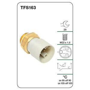 Tridon Fan switch TFS163 fits Holden Frontera 2.0 i 4x4