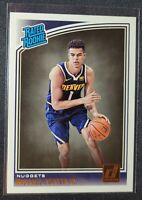 Michael Porter Jr. 2018-19 Donruss Rated Rookie Denver Nuggets AllStar - Invest