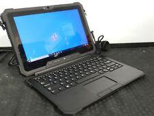 Dell Latitude 7202 Rugged Tablet PC Intel Core M 8GB RAM 128GB SSD Windows 10