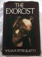 The Exorcist Hardback Book Signed by Linda Blair