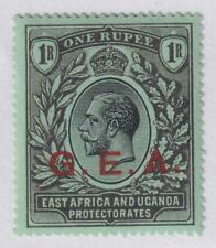 German East Africa N115 Mint Hinged Og * No Faults Extra Fine !