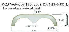 Thor RV  Fender Skirt FIBERGLASS  #923 Grey **SEE DESCRIPTION**