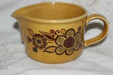 Royal Worcester Palissy Milk Creamer Jug pot à lait Yellow