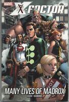 X-Factor Vol. 3: Many Lives of Madrox TPB Marvel X-Men MCU *