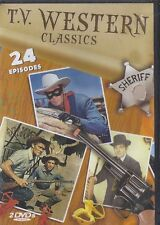 TV Western Classics (DVD,  2-Disc Set) LONE RANGER NEW SEALED