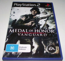 Medal of Honor Vanguard PS2 PAL *Complete*