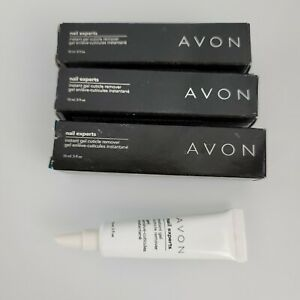 AVON Nail Experts Instant Gel Cuticle Remover (0.5 Fl. Oz.) NIB 2007 old stock