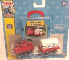 Take Along Thomas NEW original packaging MILK TANKER & CABOOSE take n play cmp