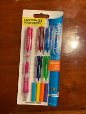 Paper Mate Clearpoint Mechanical Customize Color Pencil Set