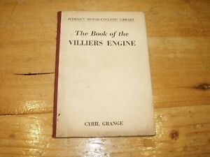 Book of Villiers Engine by Cyril Grange.