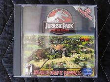 Jurassic Park: Operation Genesis (Windows PC, 2003)