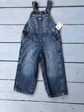 Boys 24 months OshKosh BGosh 100% Cotton Blue Denim...