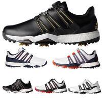 Adidas Powerband Boa Boost Wide Waterproof Golf Shoes