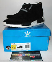 Adidas NMD Nomad C1 Core Black Chukka Boost S79146 Sneakers Men's Size 12 New