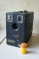 Russian falling plate camera