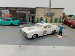 Vintage 1971 Matchbox   Mercury Police Car