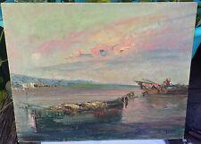 Gorgeous, Cesare MONTI (1891-1959) Italian painter - Oil on cardboard
