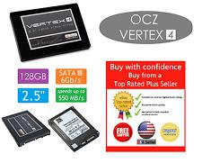 """OCZ VERTEX4 128GB Solid State Drive SSD SATA III 6Gb/s 2.5"""" VTX4-25SAT3-128G"""