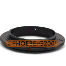 58mm Macro Reverse Adapter Ring for Nikon AF AI Mount
