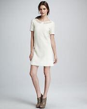 MARC BY MARC JACOBS Hawthorn Lace-Inset Dress ( Size L)