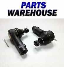 2 Outer Tie Rod End 1997 2002 High Quality Steering Kit 1 Year Warranty
