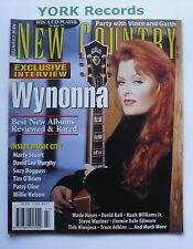 NEW COUNTRY MAGAZINE - July 1996 - Wynonna / Marty Stuart / David Lee Murphy